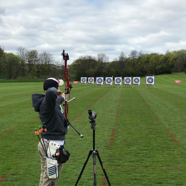 SSS Outdoor Championships  the Peffermill Playing Fields shoot2win 2k17