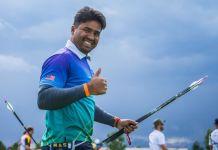 khairul anuar archery malaysia