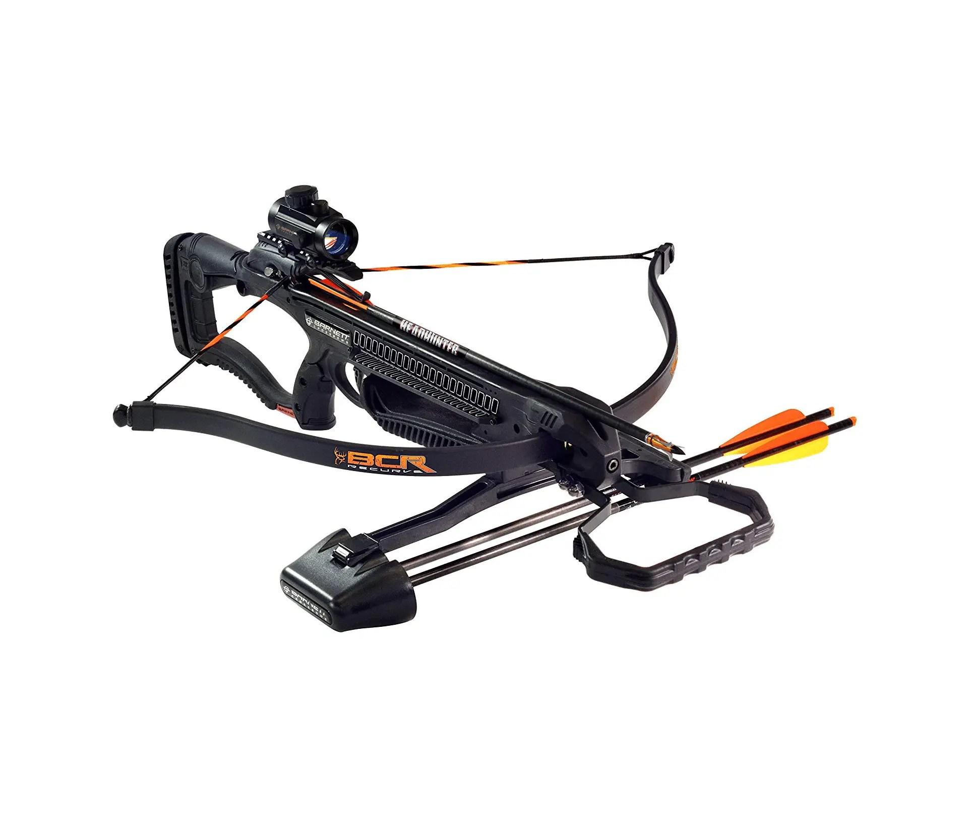 Barnett Recurve Crossbow Product Review Archery Edge