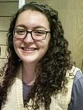 Heba Mohammad, UW-Green Bay graduate.