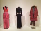 Designer (l to r): Douglas Hannat, Geoffrey Beene, Vivienne Westwood