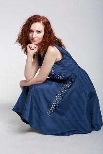 Janelle Judy in Garment 2