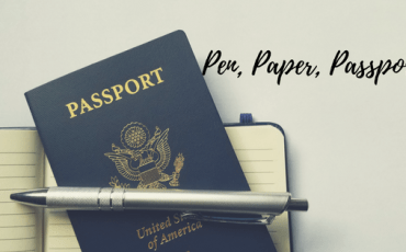 Welcome to Pen, Paper, Passport! A budget travel blog!