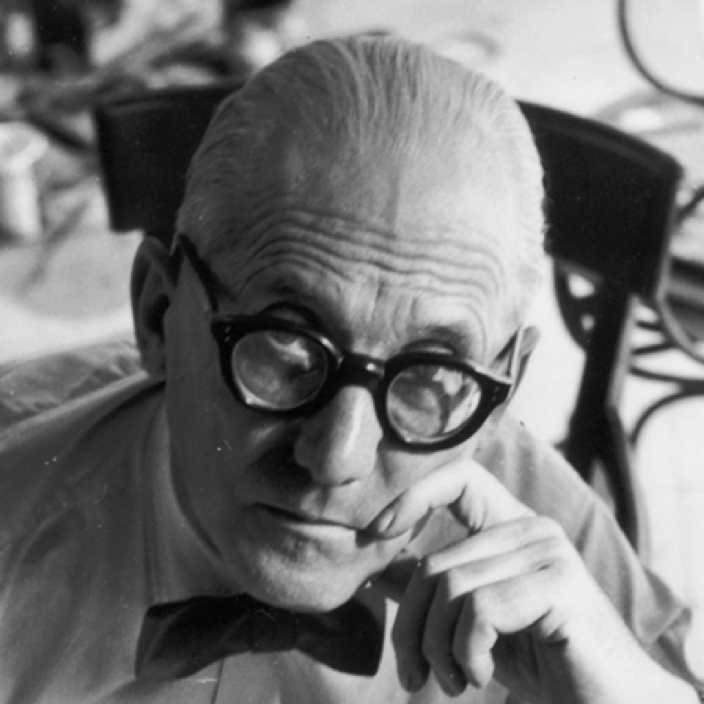 Pioneer of Modern Architecture: Corbusier
