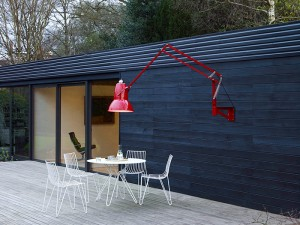 Original-1227-Giant-Outdoor-Wall-Lamp---Crimson-Red
