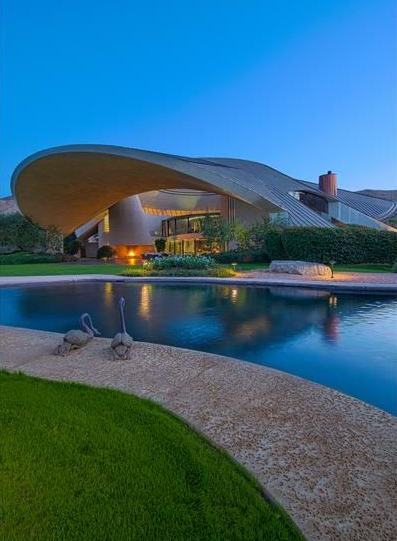 Bob Hope's home Palm Springs