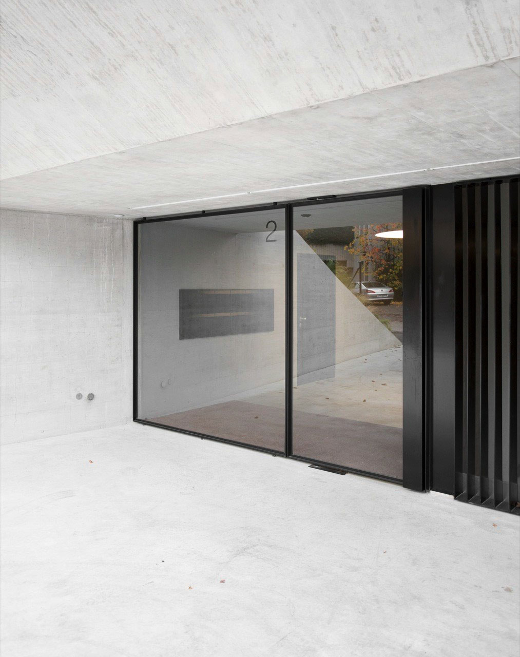 Dwellings in Saint Sulpice / FHV Architectes
