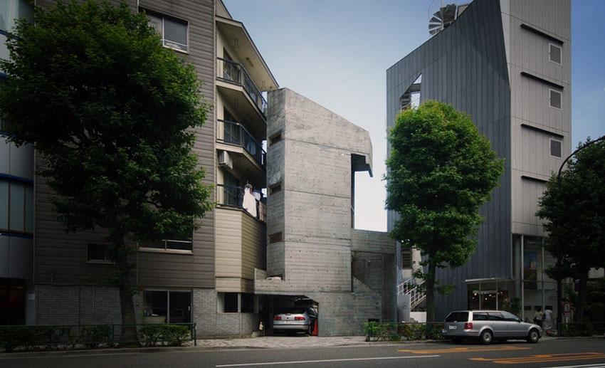 Tower House / Takamitsu Azuma