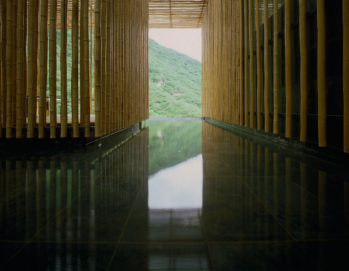 KENGO KUMA & ASSOCIATES / Great (Bamboo) Wall