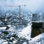 Peter Zumthor: Zinc Mine Museum Project, Norway