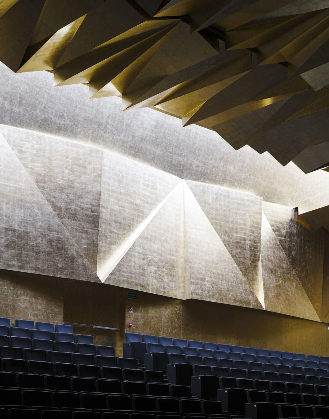 Philharmonic Hall Szczecin / Estudio Barozzi Veiga