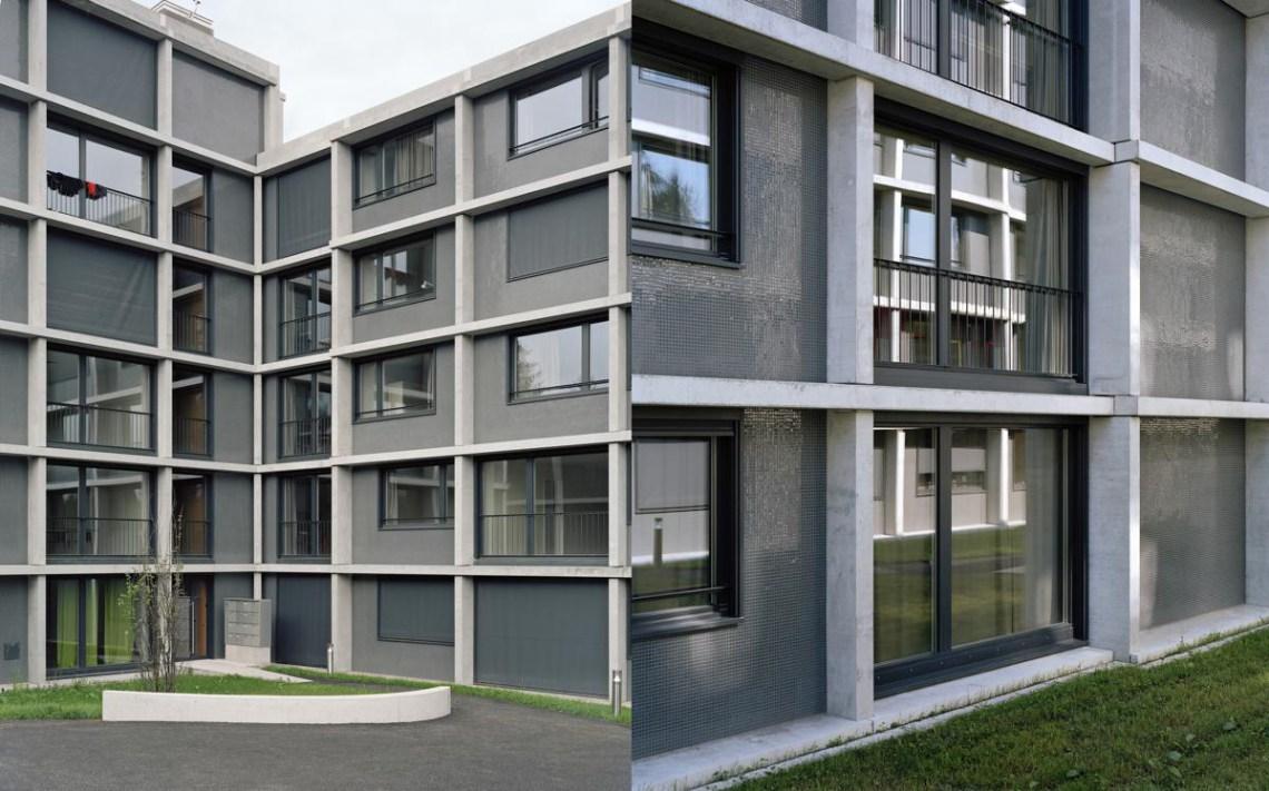 Student Apartments in Luzern / Durisch + Nolli architects