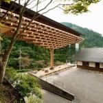 Yusuhara Wooden Bridge Museum / Kengo Kuma & Associates