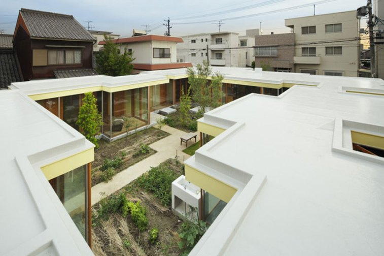 Court House in Nagoya / Takeshi Hosaka Architects
