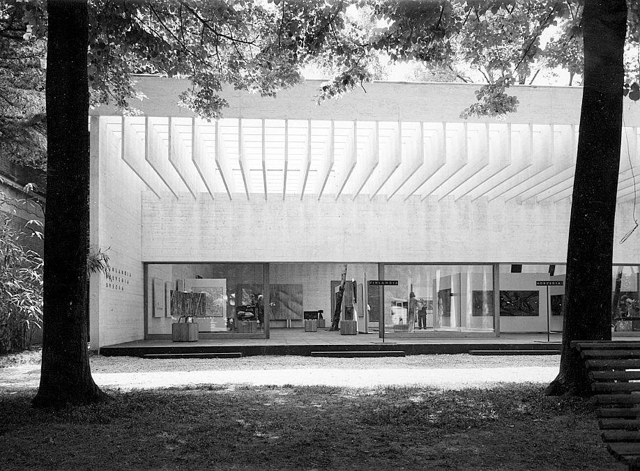 Norwegian Pavilion in Brussels World Exhibition / Sverre Fehn