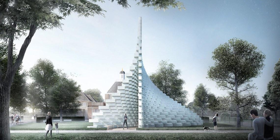 Serpentine Pavillon 2016 / BIG