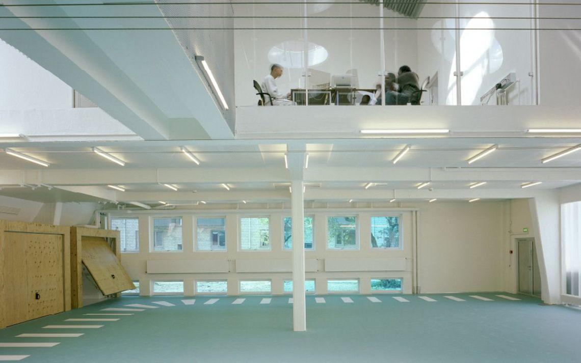 SJA - 'The Gang' school / JDS architects