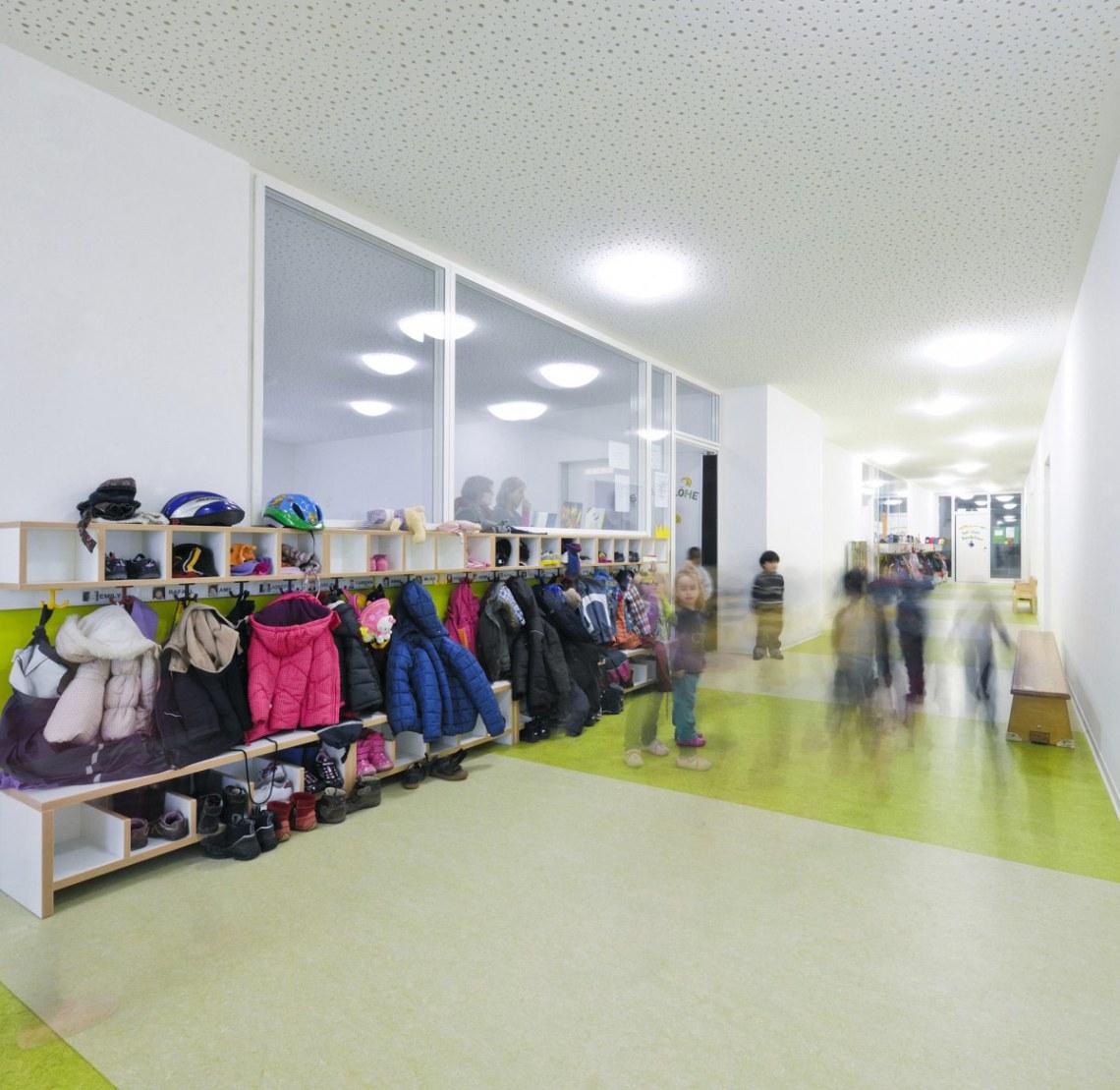 St. Sebastian Kindergarten Renovation / Bolles + Wilson