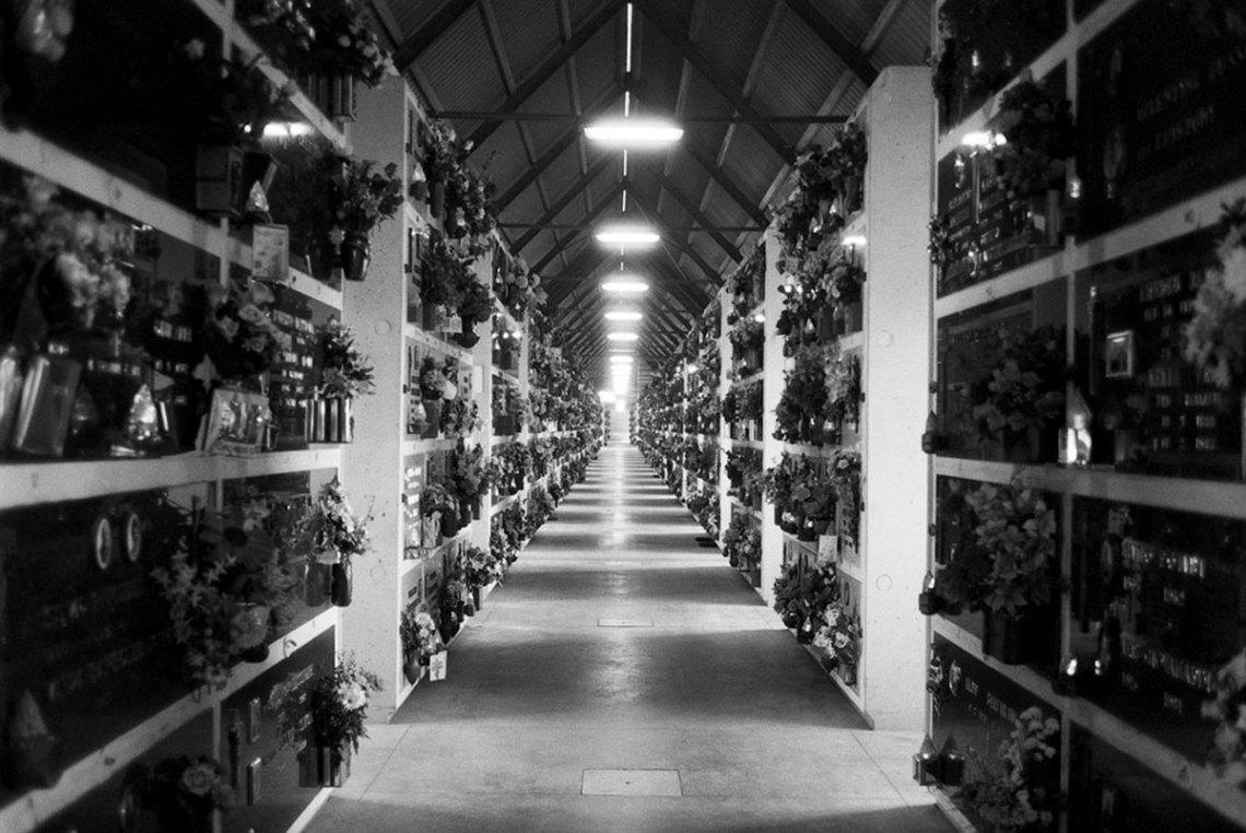 San Cataldo Cemetery Interior / Aldo Rossi