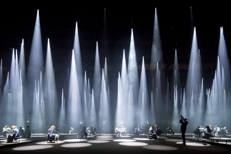 Forest of Light for COS / Sou Fujimoto
