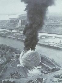 Montreal Biosphère of 1967 / Buckminster Fuller
