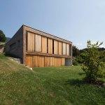 House S Schlins / Jury Troy Architects