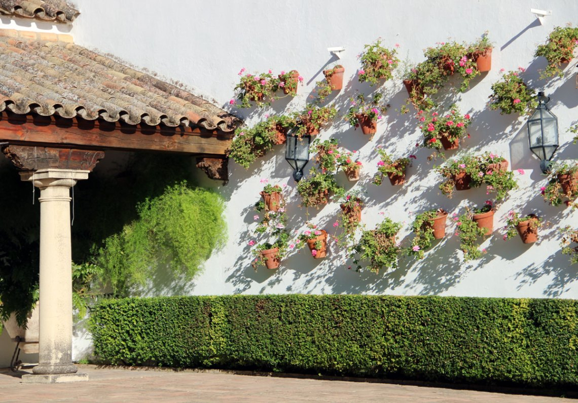 Vertical Gardens of Cordoba
