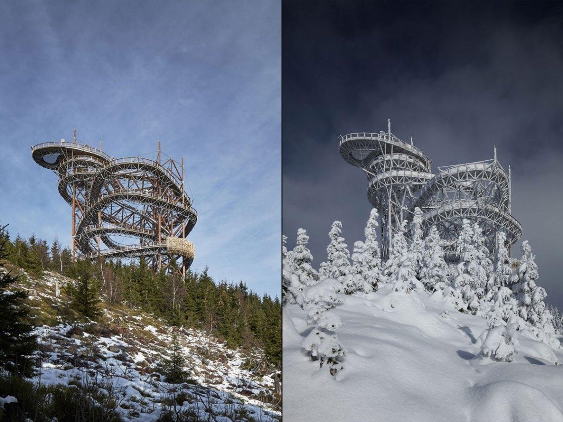 Sky Walk / Fránek Architects