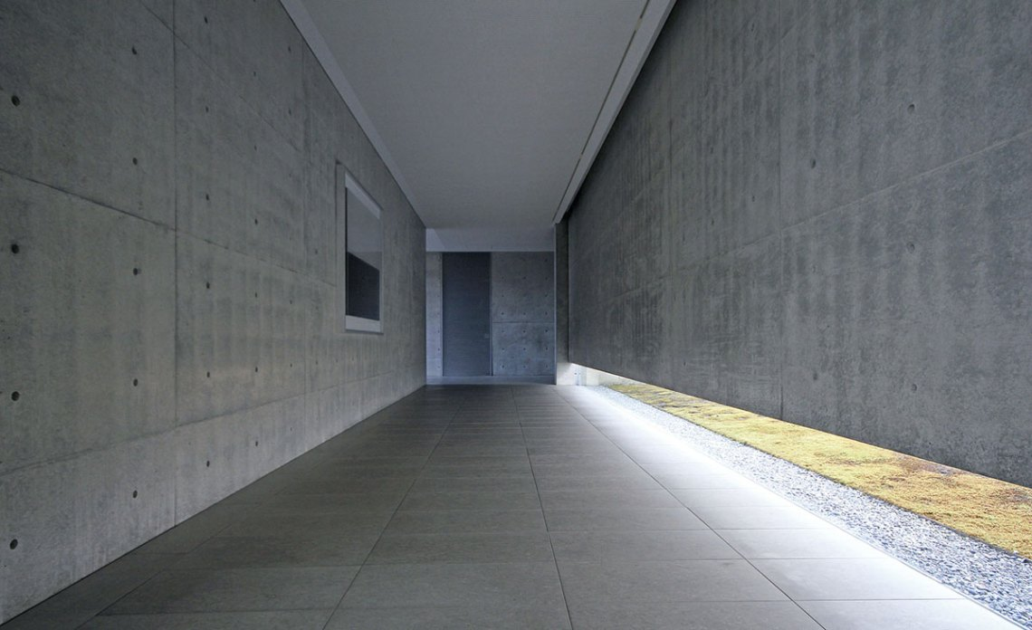 Ground floor - Benesse House Museum / Tadao Ando