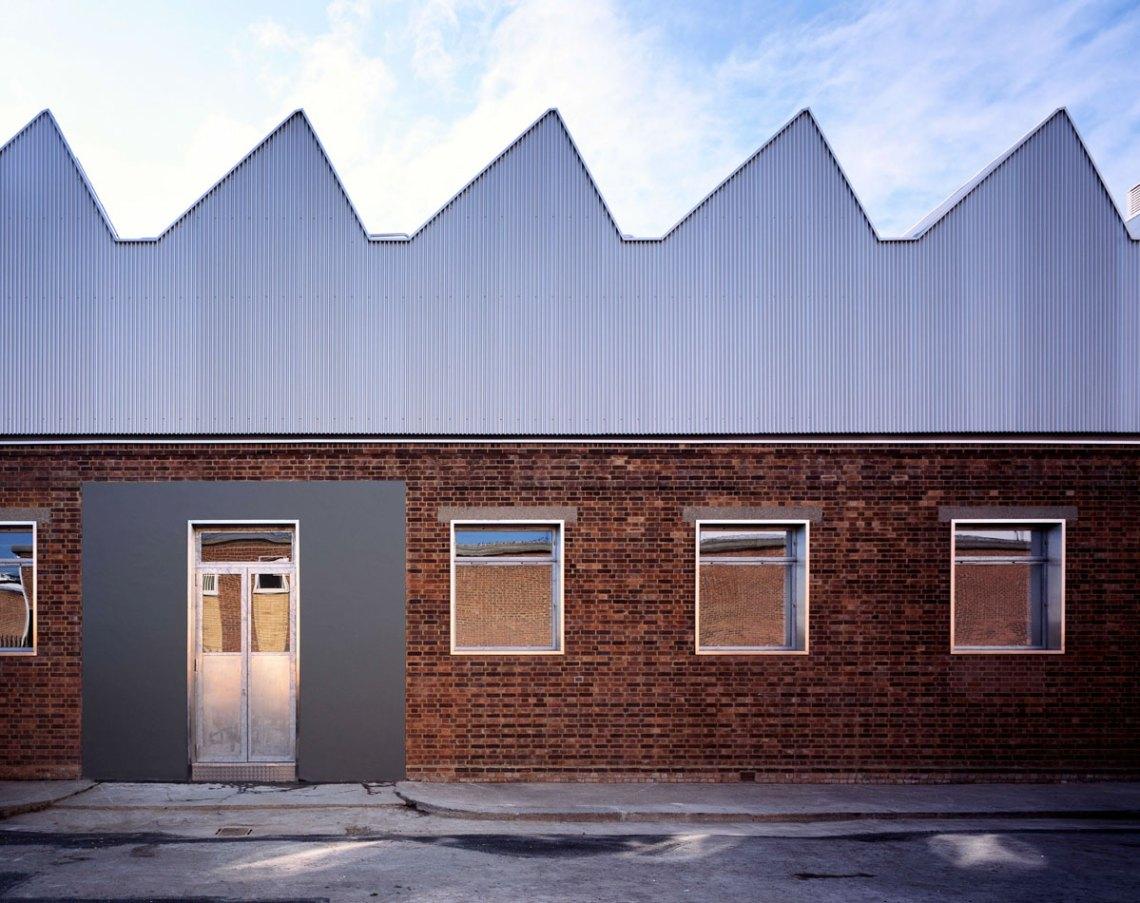 Sackler Building Exterior