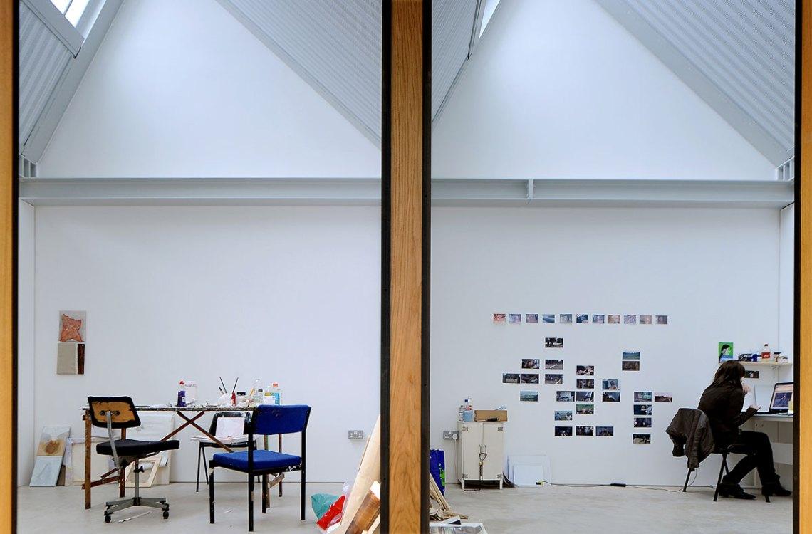 Sackler Building Interior