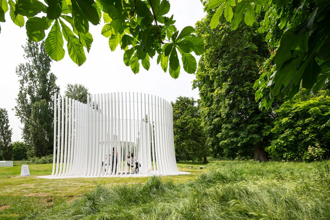 Serpentine Summer House 2016 / Asif Khan