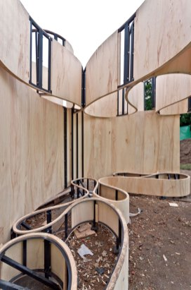 Wood Summer House 2016 / Barkow Leibinger Architekten