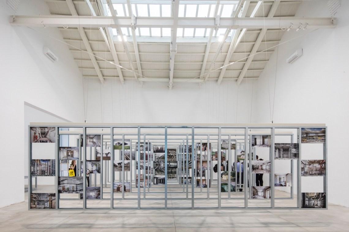 Unfinished / Spanish Pavilion at Venice Biennale 2016