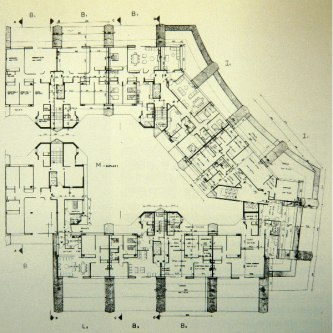 Princesa Apartments Plans