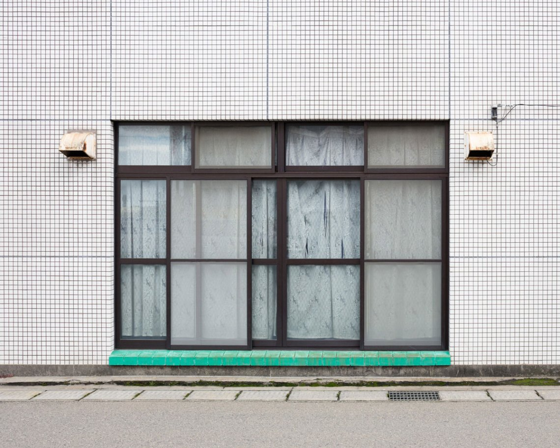 """Japan """"Ordinary Backdrops"""" by Louise de Belle"""