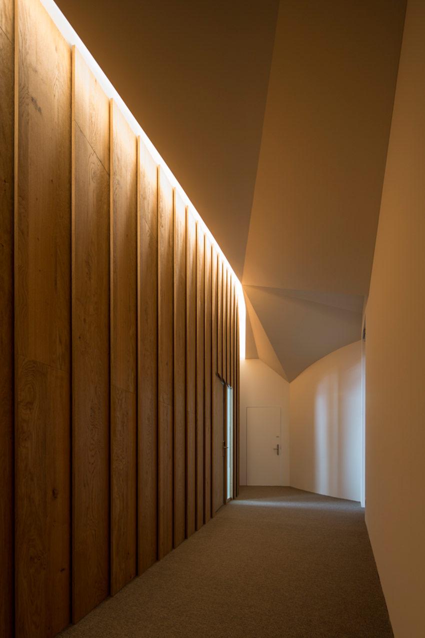 Therme Suiteroom Vals / Kengo Kuma