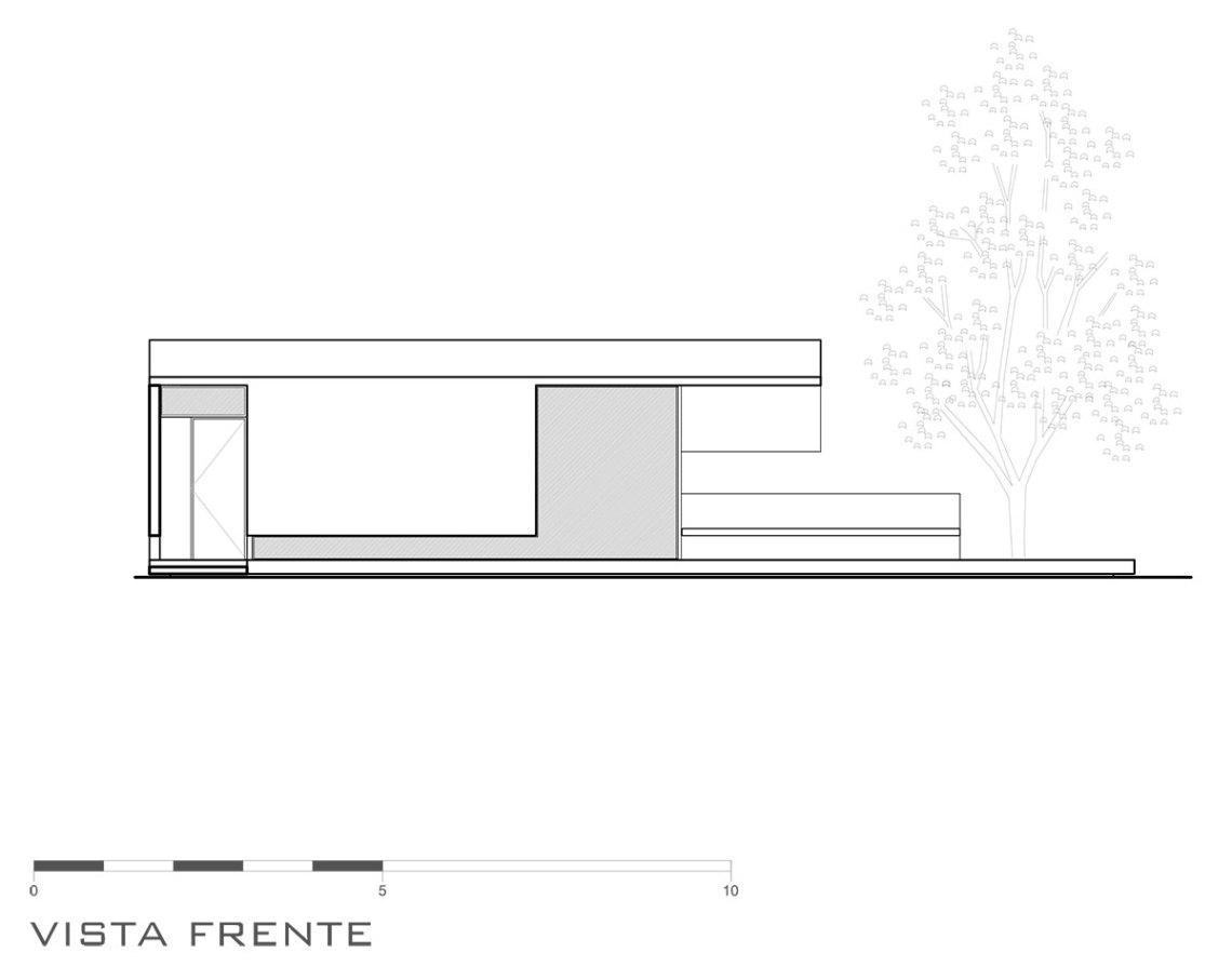 Torcuato House Elevation