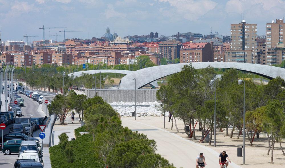 Madrid Rio / Burgos & Garrido + Porras La Casta + Rubio & A-Sala + West 8