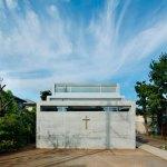 Shonan Christ Church / Takeshi Hosaka Architects
