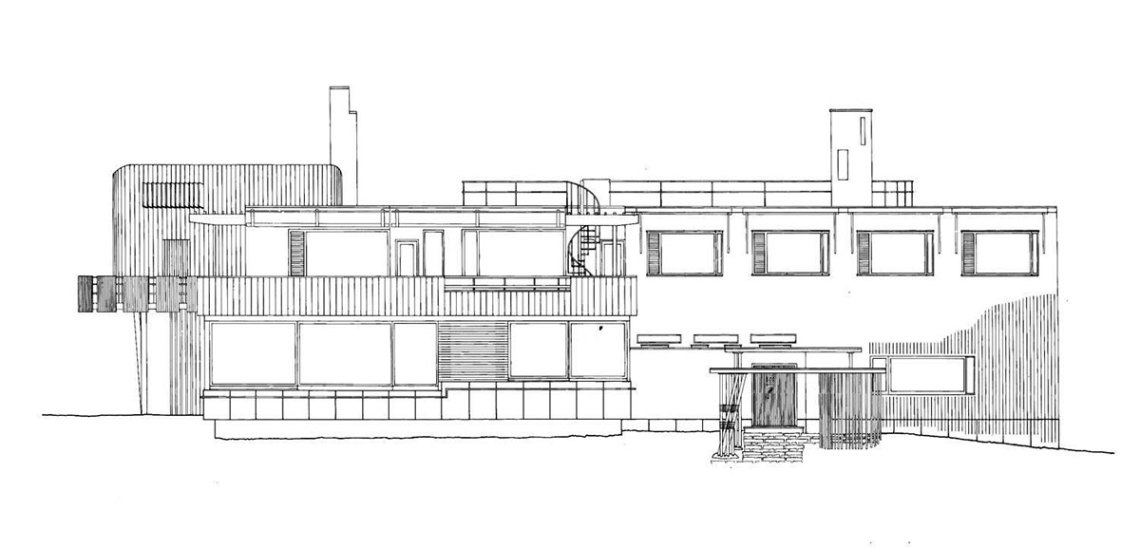 Villa Mairea Elevation
