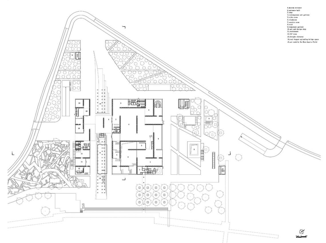 Long Museum West Bund / Atelier Deshaus