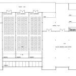 Maravillas Gymnasium Plan Alejandro de la Sota
