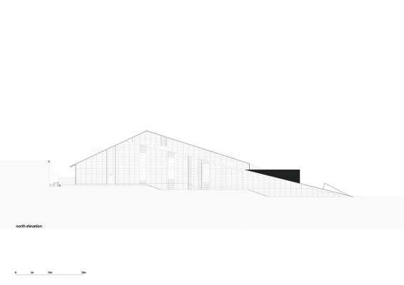 Danxia Exhibition Center / West-line studio