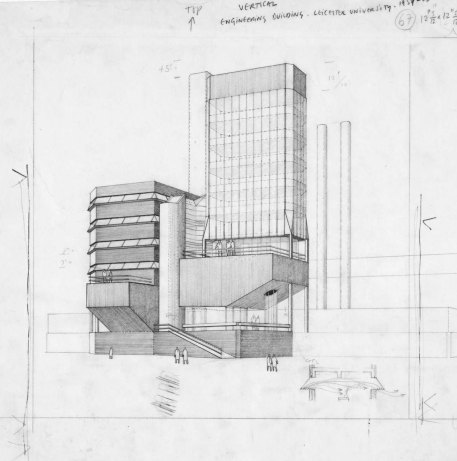 Axonometric-Plan-james-stirling-leicester-engineering-building-10