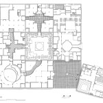Floor Plan by Charles Correa