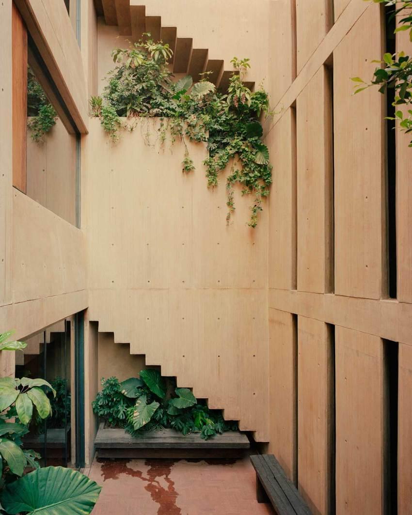Courtyard / Patio View