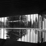 Swimming Pool Skadalen School Accreditation Center Children Hearing Impairment Sverre Fehn