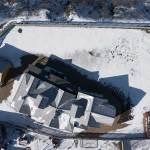 Satellite View- Suzdal Estate House / FORM Bureau