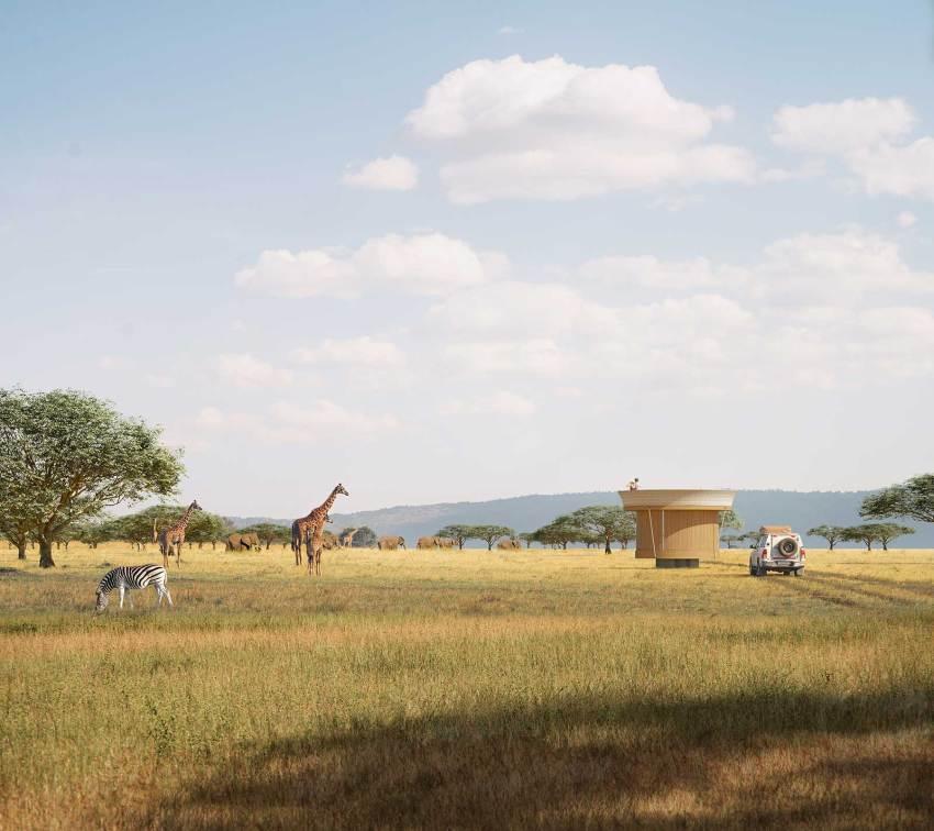 Casa Ojala in Africa